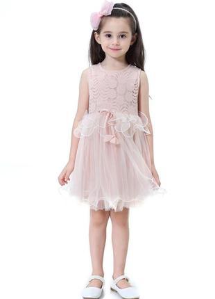 9a9a4c65b43 12-35 нарядное детское платье на выпускной праздник утренник фотосессию 116  122 128