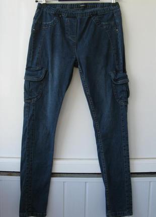 Джеггинсы скинни джинсы casual