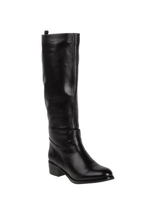 978ц женские сапоги djovannia,кожаные,на толстом каблуке,на каблуке,на низком ходу