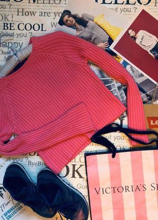 Яркий плотный свитер от new look