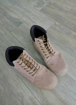 Очень класные ботинки insulated