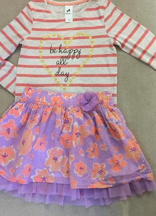 Красивая нарядная кофточка , лоногослив, футболка для девочки4 фото