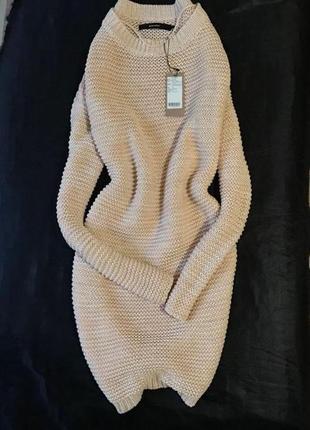 Платье свитер vero moda