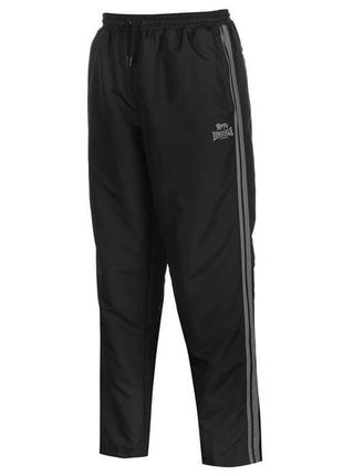 Спортивные штаны на трикотажной подкладке большого размера