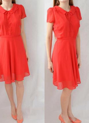 Платье красное нарядное billie_blossom (святкова червона сукня)