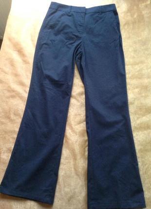 Темно-синие брюки возможен обмен возможен обмен