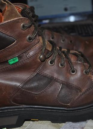Ботинки деми+ еврозима kickers made in portugal  оригинал