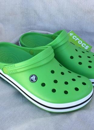 Кроксы сабо crocs crocband unisex   ( есть все размеры )