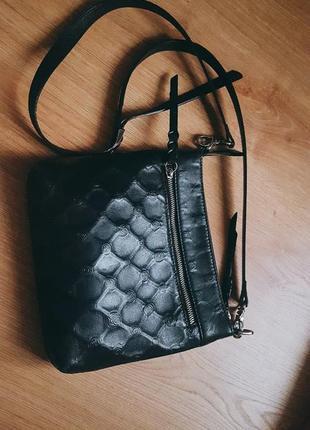 Идеальная итальянская сумка ( кожа)