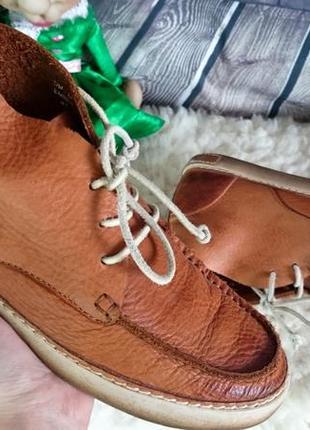 Мужские ботинки blackstone. оригинал. натуральная, мягкая кожа.
