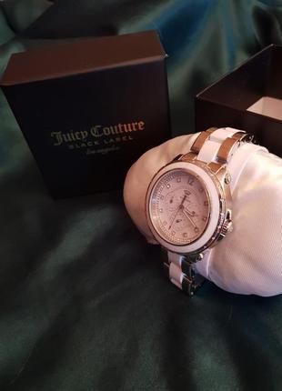 Стильные часы juicy couture
