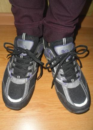 Кроссовки для фитнеса на круглой подошве 26,7 см