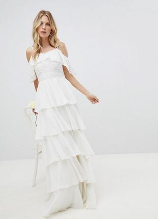Свадебное платье amelia rose,р-р 10