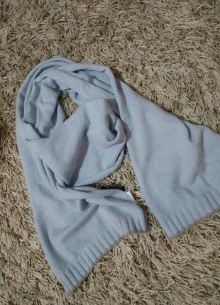 Gc fontana шарф кашемир шерсть
