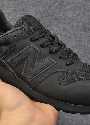 "Кроссовки new balance 996 ""black crow"""