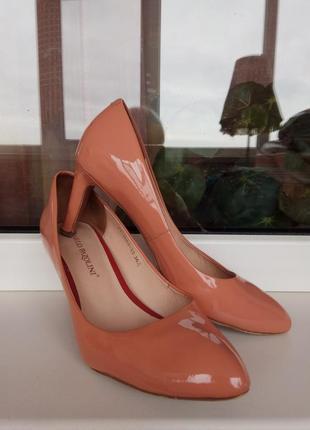 Туфли лак