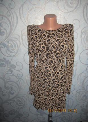 Стильное платье motel rocks по фигуре открытая спинка размер s