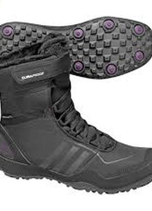 Зимові  ботінки  від  adidas  libria! waterproof!