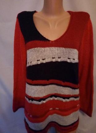 Оригинальный свитер, джемпер