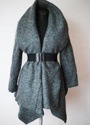 Теплый кардиган-пальто glenfield