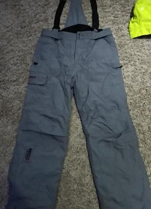 Горнолыжные штаны мужские