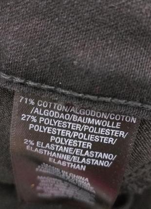 Jones new york оригинал 27 и 28 черные узкие джинсы скинни средняя посадка бренд из сша3 фото