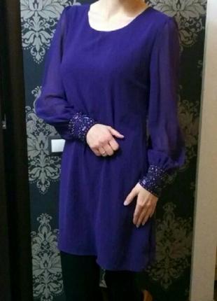 Платье на беременную праздничное на новый год2 фото