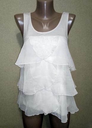 Шикарная блуза размер s