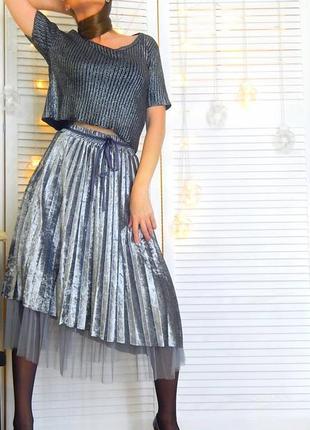 Сумашедшая  скидка итальянский стиль и красота всё соединено в этой юбки