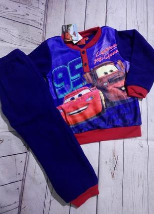 Флисовые пижамы 98-116 дисней