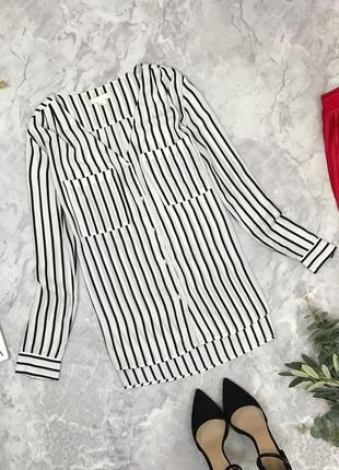 Клевая блуза в полоску от h&m  bl1849199 h&m