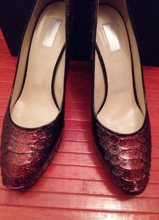 Шикарные  туфли  от  françois  najar