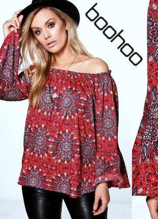 Блуза boohoo