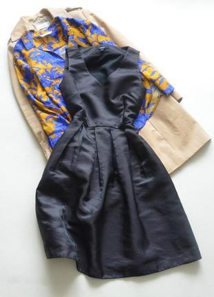 Шикарное черное платье lindex