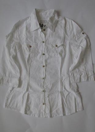 Стильная рубашка tom tailor