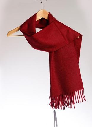 Большой кашемировый шарф плед палантин кашемир + шерсть