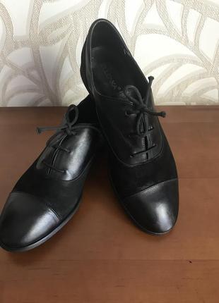 Комбинированные туфли ellenka