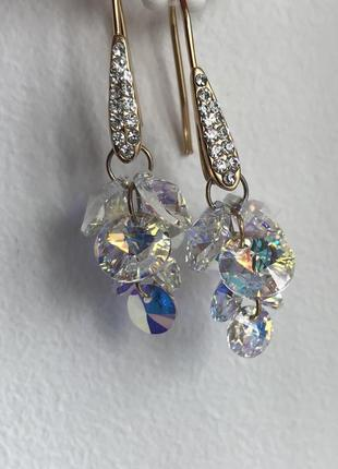 Новые серьги fashion jewelry