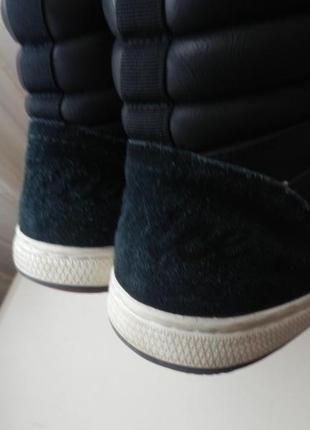 Кожаные ботинки venice 40р 26см3 фото