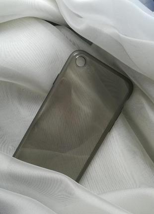 Прозрачный чехол на iphone 7 /81 фото