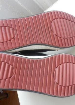 Кожаные ботинки venice 40р 26см5 фото