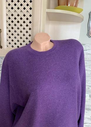 Отличный фирменный кашемировый свитер paul  kehl2
