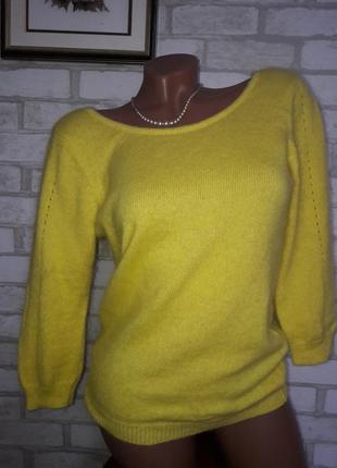 Шикарный свитерок с ангорой р л сток5