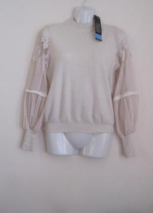 Свитер новый пуловер  s/м2