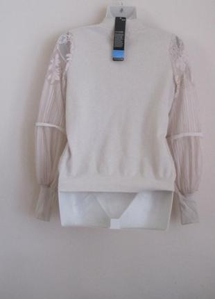 Свитер новый пуловер  s/м3