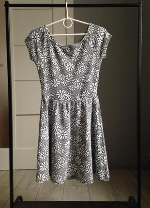 Платье миди из фактурного трикотажа хс-с topshop1