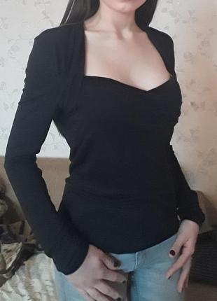 Елегантна жіноча кофта, нова з біркою!❤1 фото