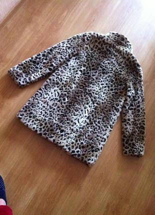 Шуба amisu леопард2