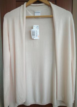 Кардиган нежно-розового цвета pull&bear.1