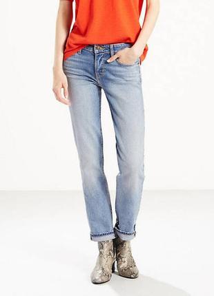 Оригинал! джинсы levis 714 straight / 28*321